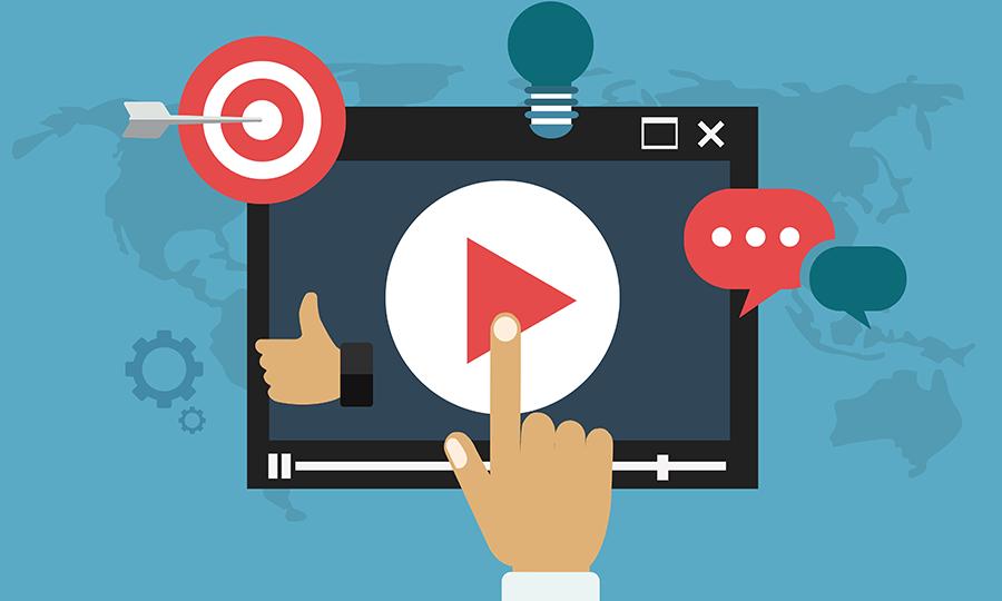 تولید محتوای ویدیویی