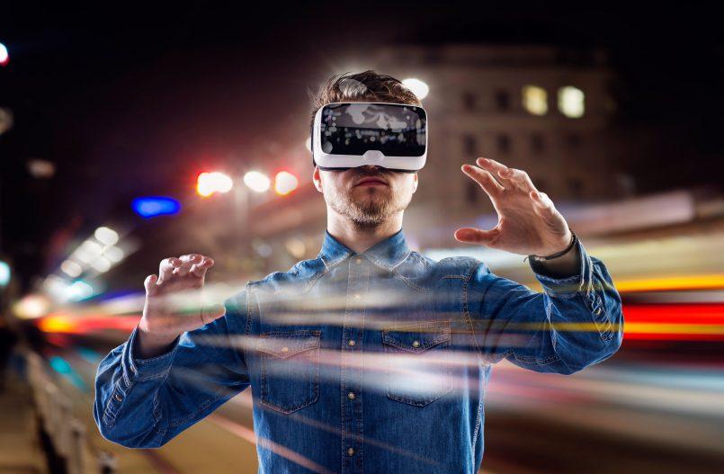 تولید محتوای واقعیت مجازی