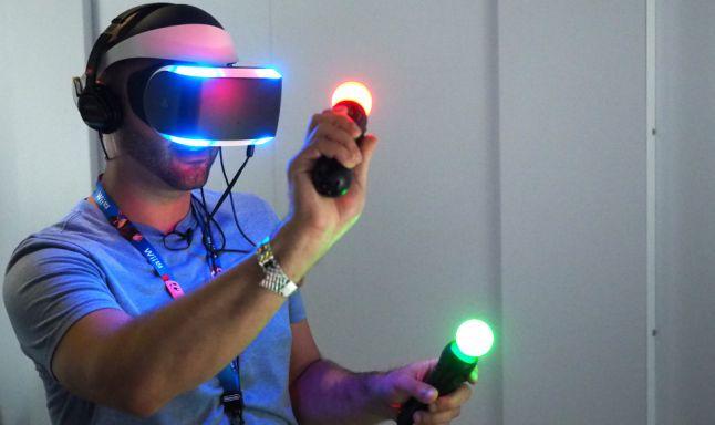 تولید محتوای VR