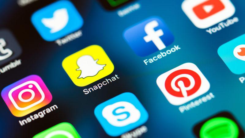 محتوا در شبکه های اجتماعی در سال 2018