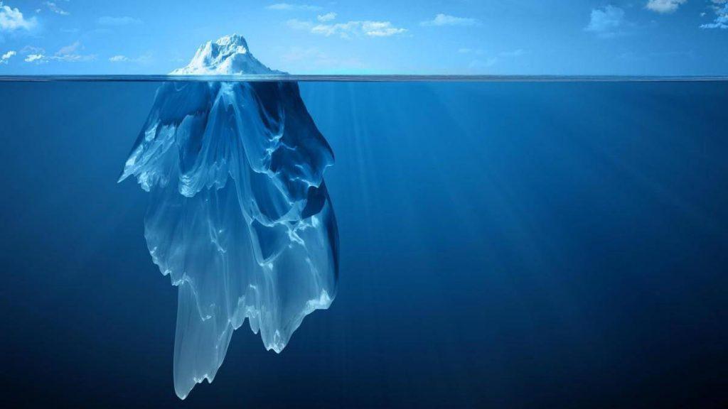 کوه یخ سئو