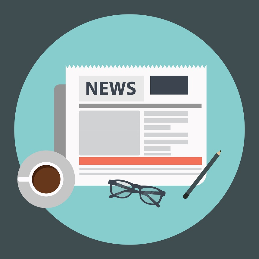 دنبال کردن اخبار یکی از عادت های مفید بازاریابی محتوایی
