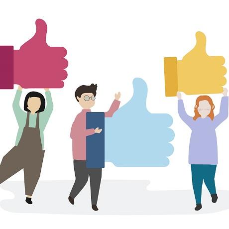 اشتراک گذاری محتوا عادتی مفید در بازاریابی محتوایی