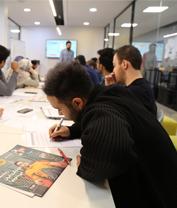 اولین جلسه از دوره آموزش تدوین استراتژی محتوا تشکیل شد