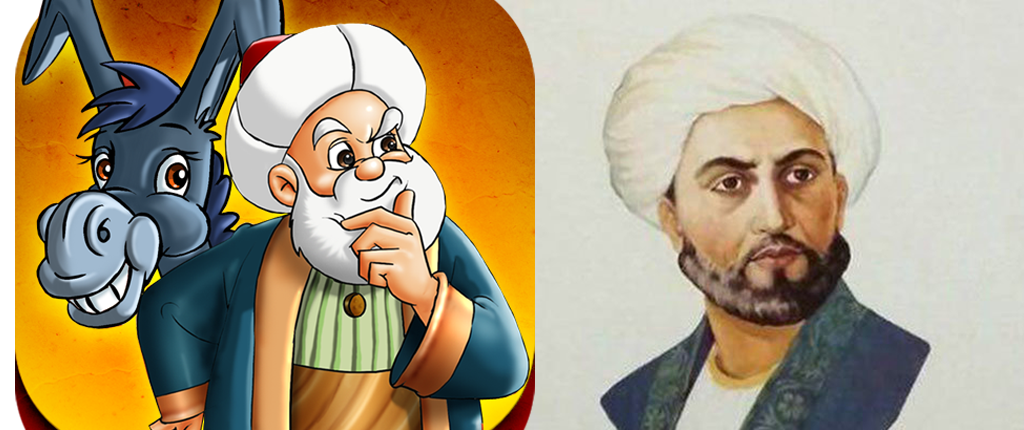 ملانصرالدین و عبیدزاکانی در محتوای طنز