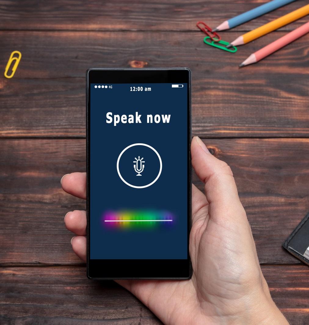 جستجوی صوتی یکی از تکنیک های سئو در سال 2019