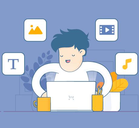 اهمیت بازاریابی محتوا برای فروشگاه آنلاین