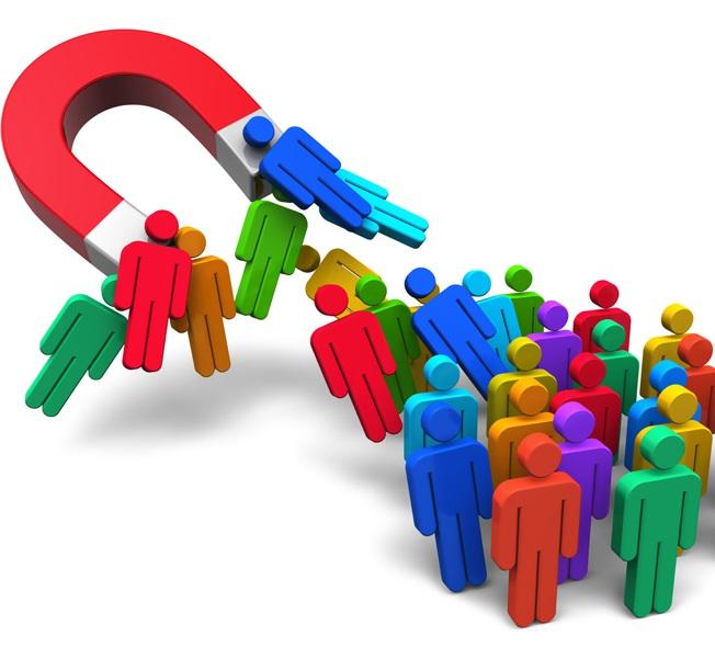گسترش پایگاه مشتریان فروشگاه آنلاین