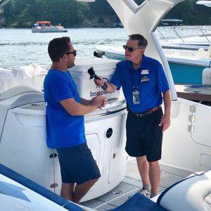 مایکل کیل، بنیانگذار و کاپیتان وبسایت سیاره قایق ها