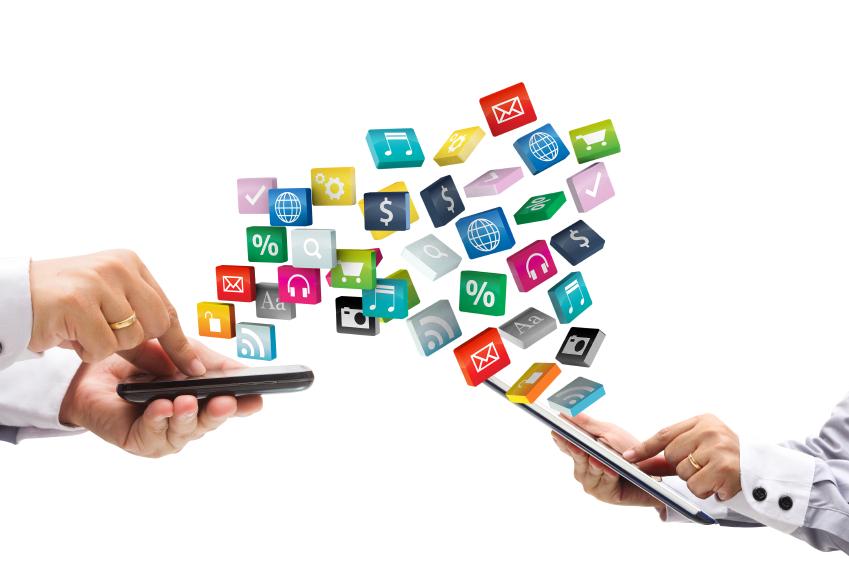 اینفوگرافیک در شبکههای اجتماعی
