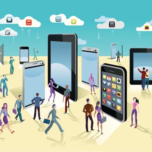 جایگاه شبکه اجتماعی