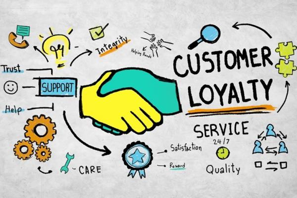 اهمیت مشتری وفادار