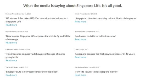 بیمه عمر سنگاپور و پرسونای مخاطب
